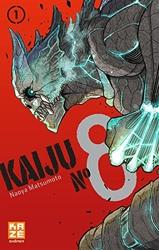 Kaiju n°8 - Tome 01 de Naoya Matsumoto