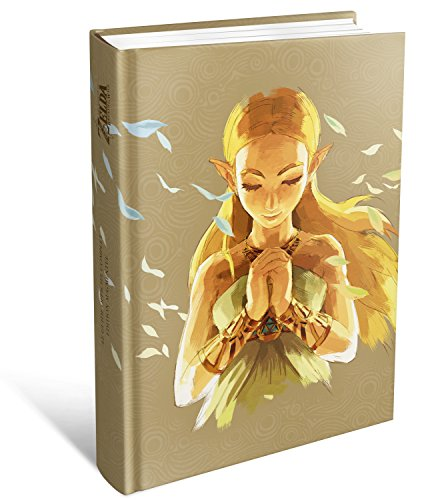 Guide collector The Legend of Zelda Breath of the Wild Edition Augmentée