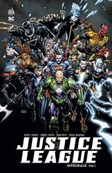 Justice League Intégrale - Tome 3 de JOHNS Geoff