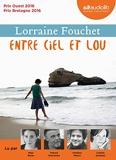 Entre ciel et Lou - Livre Audio 1cd Mp3 - Audiolib - 17/08/2016