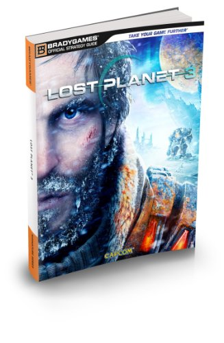 Lost Planet 3 Official Strategy Guide