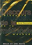 Discours de la méthode (La Petite Collection t. 308) - Format Kindle - 1,99 €