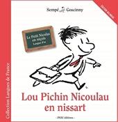 Lou Pichin Nicoulau en nissart - Le Petit Nicolas en niçois, édition bilingue de René Goscinny