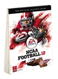 NCAA Football 12 - The Official Player's Guide by Gamer Media Inc (2011-07-12) - Prima Games - 12/07/2011