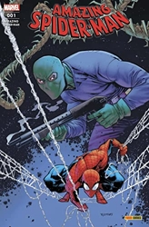 Amazing Spider-Man N°01 de Kim Jacinto