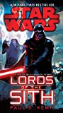 Lords of the Sith - Star Wars - Del Rey - 26/01/2016