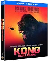 Kong - Skull Island [Blu-Ray + Copie Digitale]