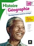 Histoire-Géographie-EMC - Tle BAC PRO - Foucher - 13/04/2016