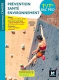 Les nouveaux cahiers - PREVENTION SANTE ENVIRONNEMENT 1re-Tle Bac Pro - Ed. 2020 - Livre élève - Foucher - 14/05/2020