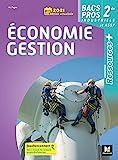 Ressources plus - ÉCONOMIE-GESTION - 2de Bac Pro - Éd. 2021 - Livre élève