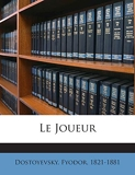 Le Joueur - Nabu Press - 17/09/2011