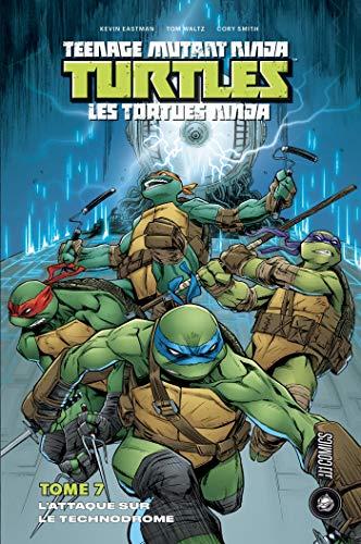 Les Tortues Ninja - TMNT, T7