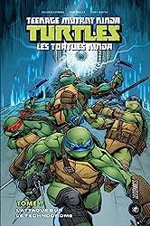 Les Tortues Ninja - TMNT, T7 - L'Attaque sur le Technodrome de Tom Waltz