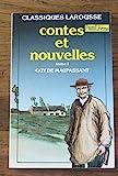 Contes et nouvelles tome 1 - Larousse - 02/08/1991