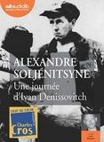 Une journée d'Ivan Denissovitch - Livre audio 1 CD MP3 - Audiolib - 15/05/2019