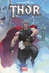 Thor marvel now - Tome 01 d'AARON+RIBIC+GUICE