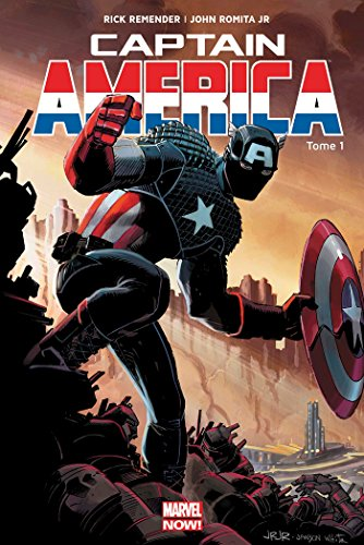 Captain america marvel now