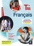Passerelles - FRANCAIS - Tle Bac Pro - Éd. 2021 - Livre élève