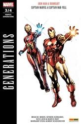 Marvel Générations n°3 de Jeff Lemire