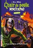 Monsterland édition spéciale , Tome 01 - Les zombies d'Halloween