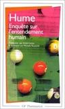 Enquête sur l'entendement humain - Aubier - 08/01/1992