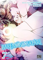 Bakemonogatari - Tome 7 de NisiOisiN