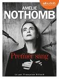 Premier sang - Livre audio 1 CD MP3 - Audiolib - 15/09/2021