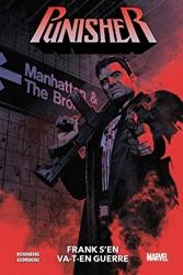 Punisher Tome 1 - Frank S'en Va-T-En Guerre de Szymon Kudranski