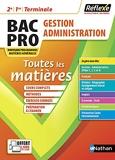 Toutes les matières BAC PRO Gestion Administration GA Terminale - Réflexe - 2022 (12)