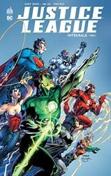 Justice League Intégrale - Tome 1 de JOHNS Geoff