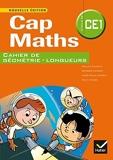 Cap Maths CE1 éd. 2014 - Cahier de géométrie by Georges Combier (2014-04-03) - Hatier - 03/04/2014