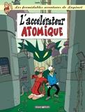 Les Formidables Aventures de Lapinot, tome 9 - L'Accélérateur atomique