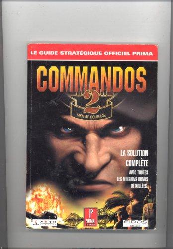 Guide officiel Commandos 2