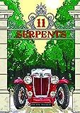 11 serpents - Bookelis - 06/11/2018