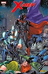 X-Men la guerre des dieux Nº5 de Marc Guggenheim