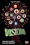 La Vision (2016) - Un peu moins qu'un homme - Format Kindle - 21,99 €