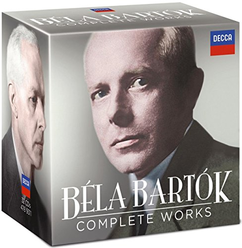 Béla Bartók-Complete Works