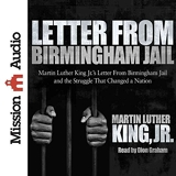 [Letter from Birmingham Jail] (By: Jr Martin Luther King) [published: April, 2013] - Mission Audio - 15/04/2013