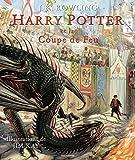 Harry Potter et la Coupe de Feu - Version illustrée Tome 4 - Gallimard Jeunesse - 24/10/2019