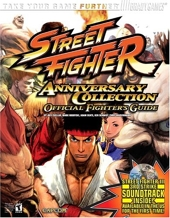 Street Fighter® Anniversary Collection Official Strategy Guide de BradyGames