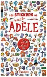 Stickers Mortelle Adèle - Plus de 780 stickers de M. Tan