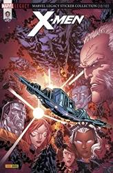 Marvel Legacy - X-Men n°3 de Marc Guggenheim