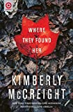 Where They Found Her Target - A Novel by Kimberly Mccreight (April 14,2015) - Harper (April 14,2015)