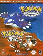 Pokemon Ruby & Sapphire - Prima's Official Strategy Guide d'Elizabeth Hollinger