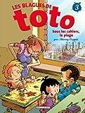 Les Blagues de Toto, tome 3 - Sous les cahiers, la plage