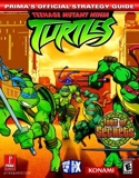 Teenage Mutant Ninja Turtles - Prima's Official Strategy Guide (Prima's Official Strategy Guides) by Prima Temp Authors (2003-10-06) - Prima Games - 06/10/2003