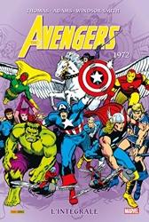Avengers - L'intégrale 1972 (T09) de Roy Thomas