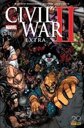 Civil War II Extra n°2 de Matthew Rosenberg