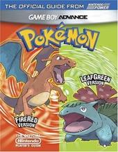 Official Nintendo Pokémon FireRed Version & Pokémon LeafGreen Version Player's Guide de Nintendo-Power