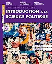 Introduction à la science politique de Xavier Crettiez